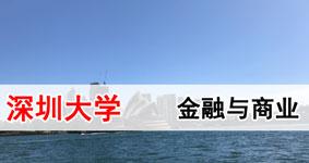 深圳大學數字金融與商業創新